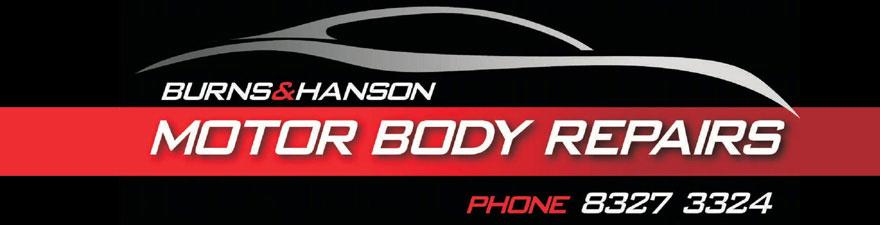 Crash repairs christies beach burns hanson motor body for Hanson motors service department